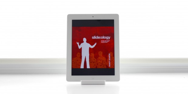 Book Review: slide:ology | DIGITAL oPEN cONcept by Jonathan Chiriboga