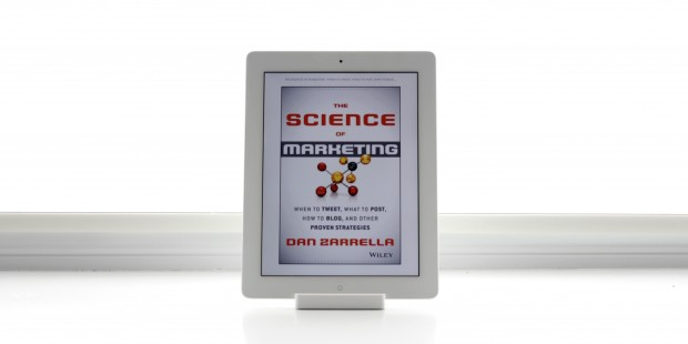 Book Review: The Science of Marketing | DIGITAL oPEN cONcept by Jonathan Chiriboga