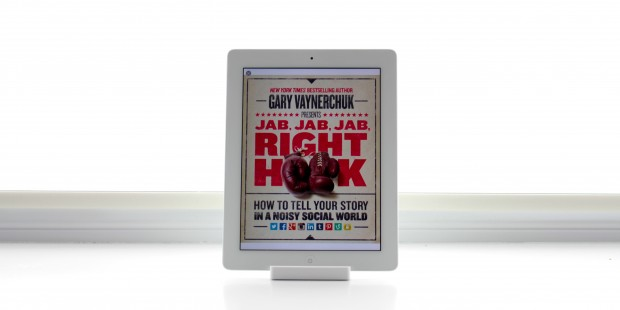 Book Review: Jab Jab Jab Right Hook | DIGITAL oPEN cONcept by Jonathan Chiriboga