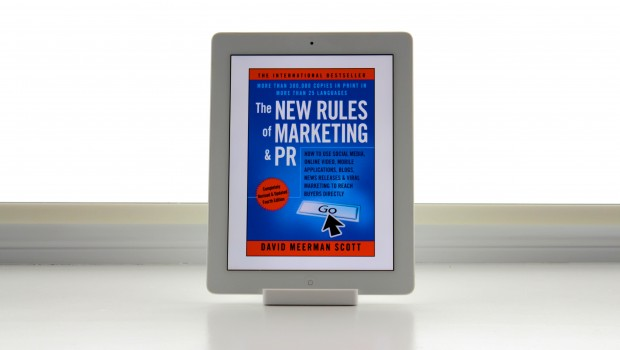 Book Review: The New Rules of Marketing & PR | DIGITAL oPEN cONcept by Jonathan Chiriboga