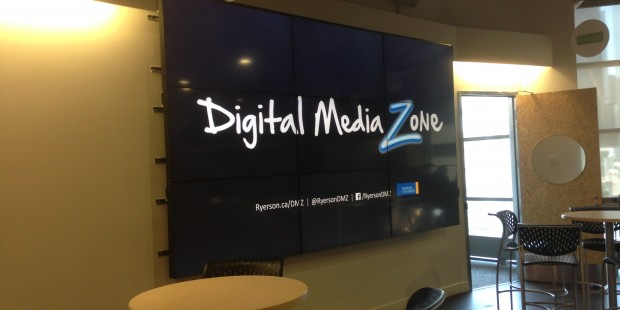 Ryerson Digital Media Zone
