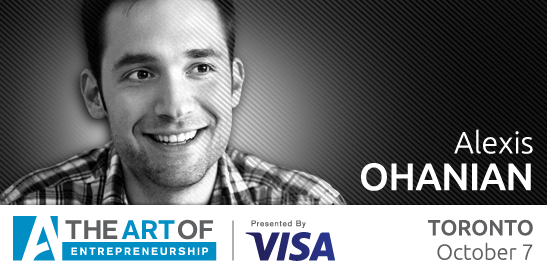 The Art of Entrepreneurship_Alexis Ohanian